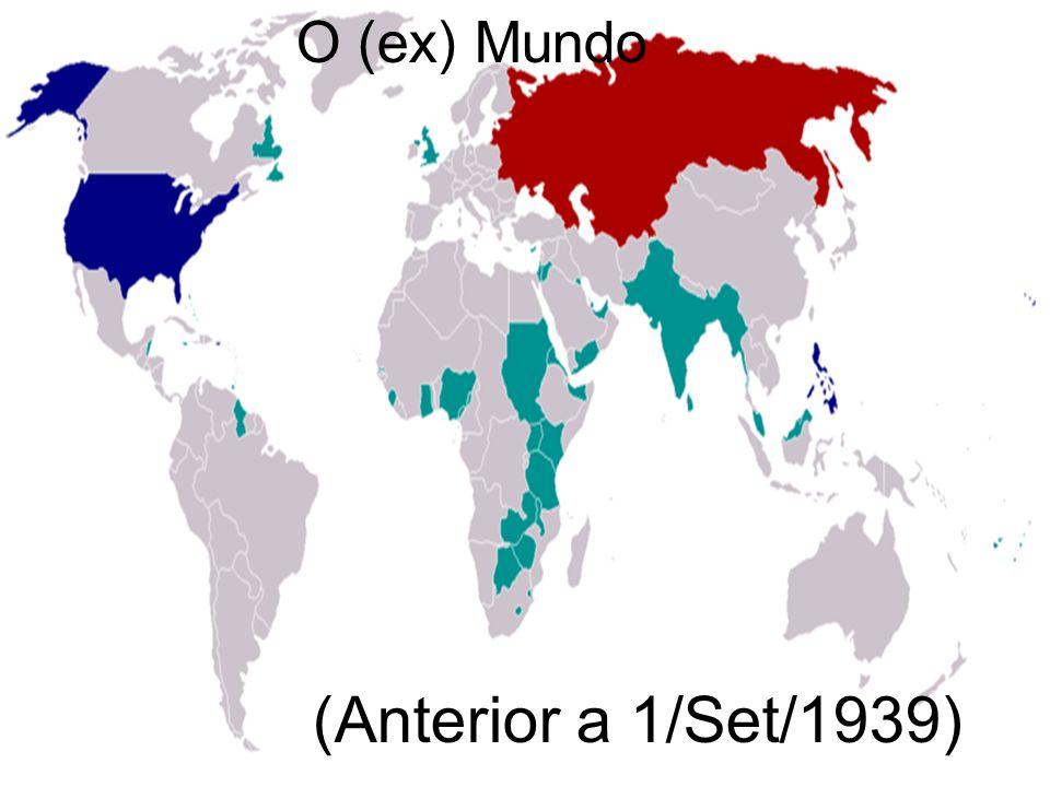 (Anterior a 1/Set/1939) O (ex) Mundo