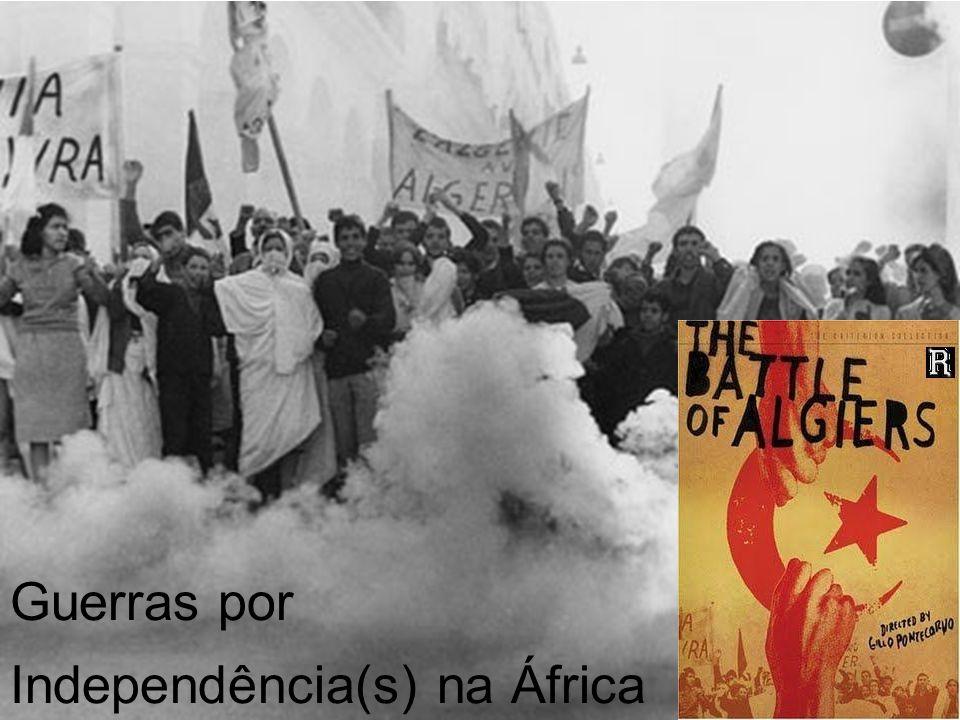 Guerras por Independência(s) na África
