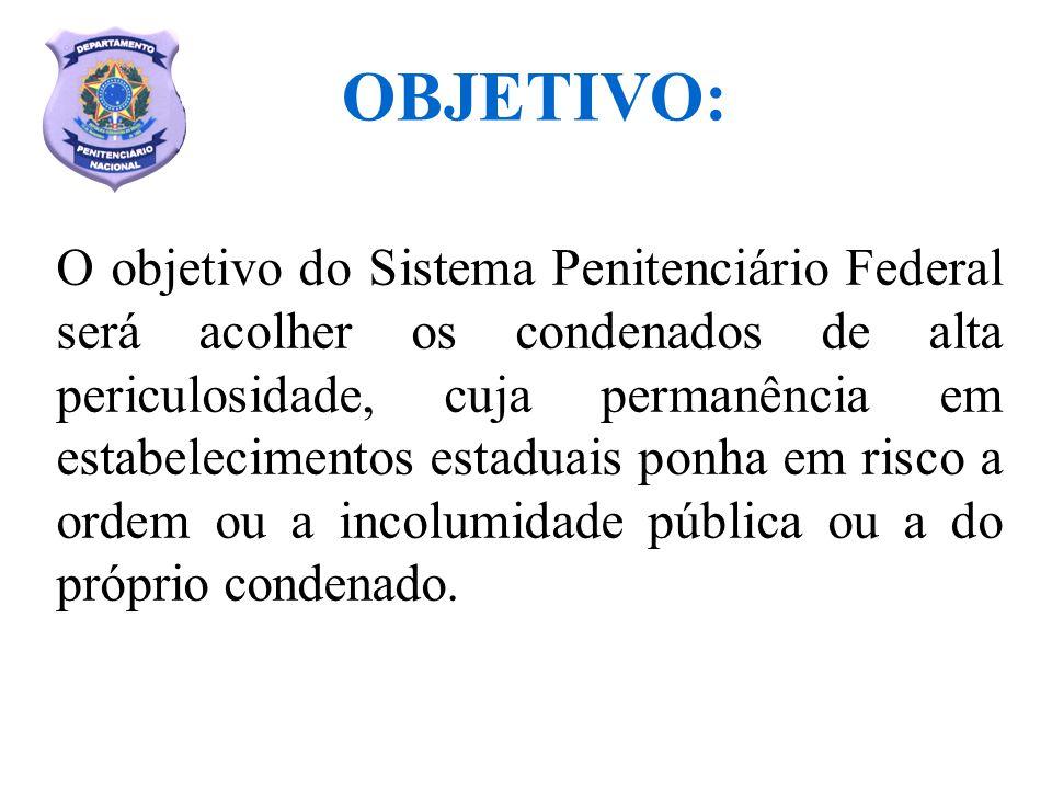 SEGURANÇA MÁXIMA: Comunicação – Os Agentes Penitenciários serão proibidos de conversar com os presos, exceto em casos de extrema necessidade.