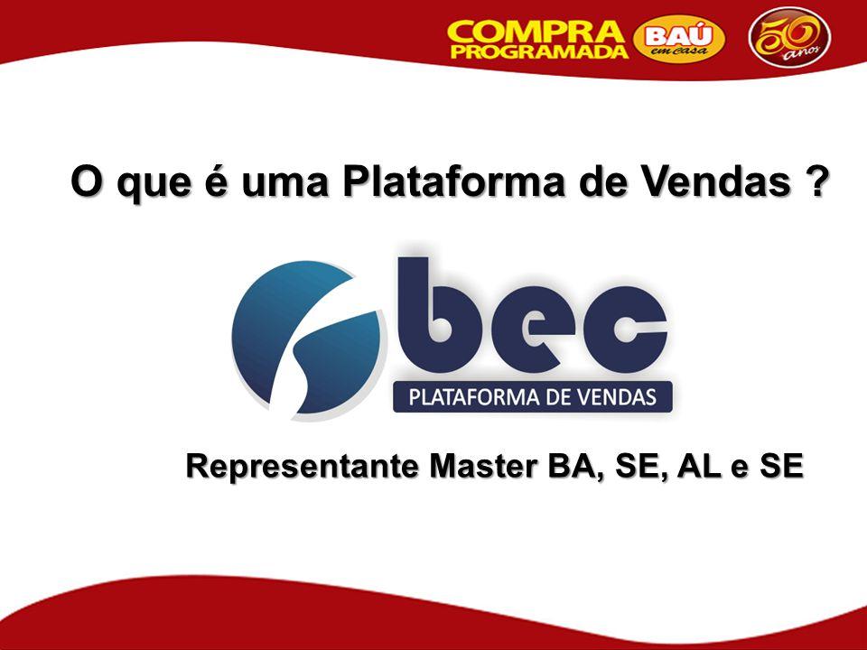 O que é uma Plataforma de Vendas ? Representante Master BA, SE, AL e SE