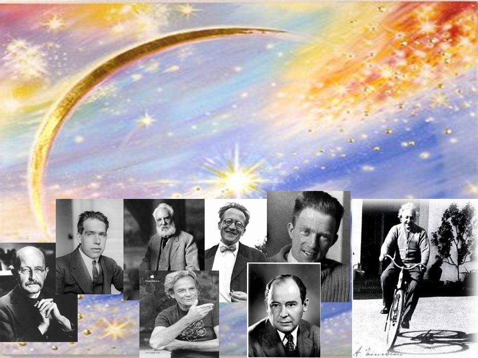 O sonho da unificação da física, unir a Relatividade Geral de Albert Einstein com a Mecânica Quântica de Planck, Bohr, Bell, Feynman, Schrödinger, Hei