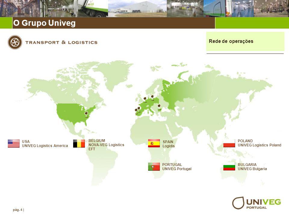 A Univeg Portugal pág.