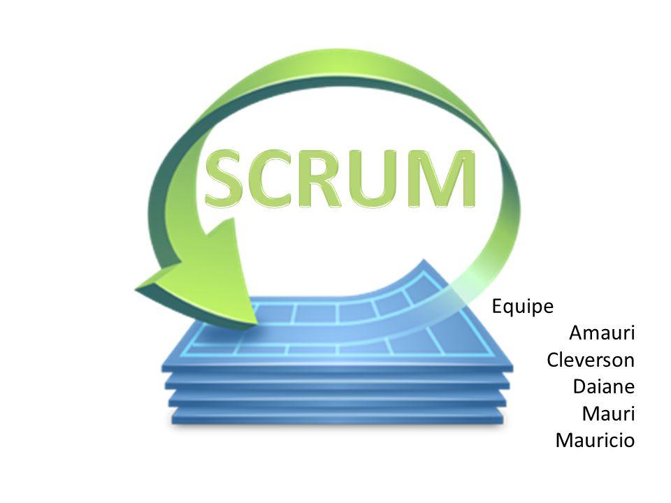 O Ciclo do Scrum