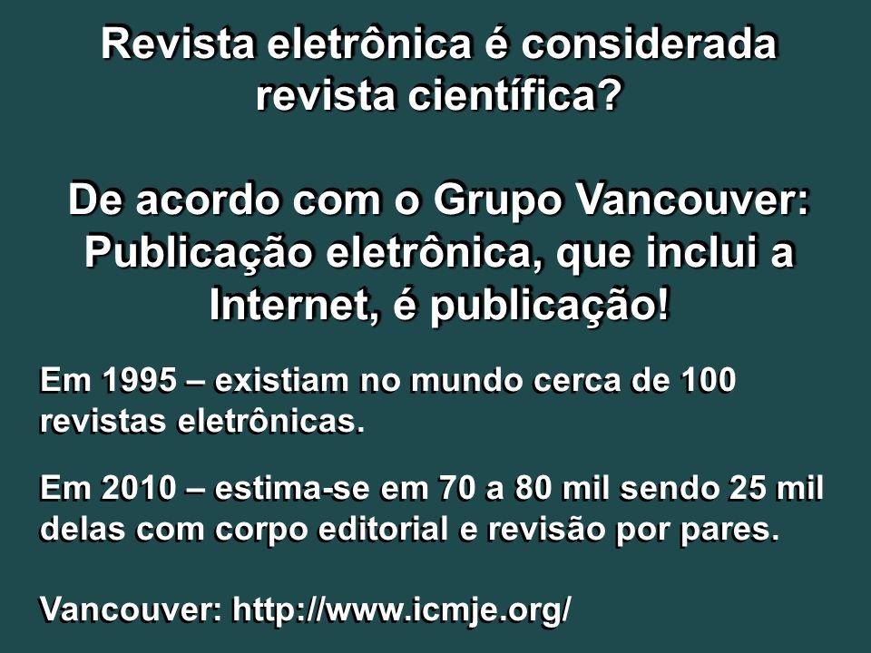 A primeira revista eletrônica científica do Brasil sobre Toxinologia e Doenças Tropicais completa 16 anos de existência.