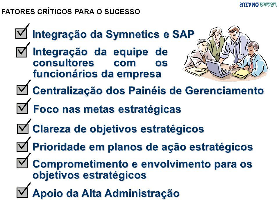 16 Funcionários Pico Full Time Pontual 02 Cia. Suzano 03 Symnetics 03 SAP 01 Symnetics Diversos Cia. Suzano PESSOAL ENVOLVIDO