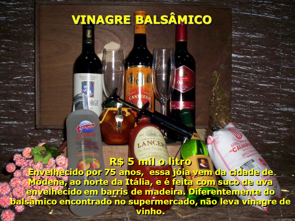 R$ 375 mil o quilo.