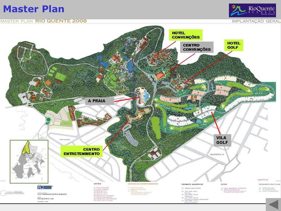 A PRAIA VILA GOLF Master Plan