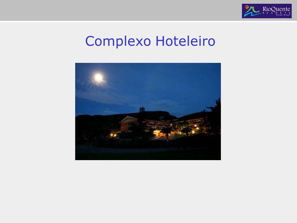 Hotel Turismo O Hotel Turismo foi o segundo hotel a ser construído pelo Resort.