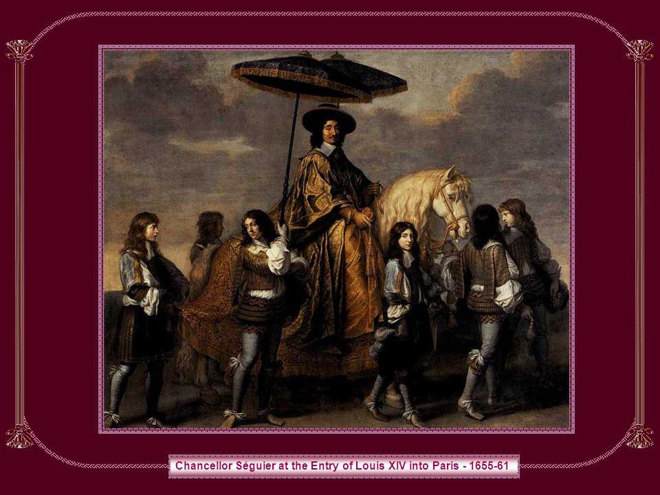 The Raising of the Cross - 1685