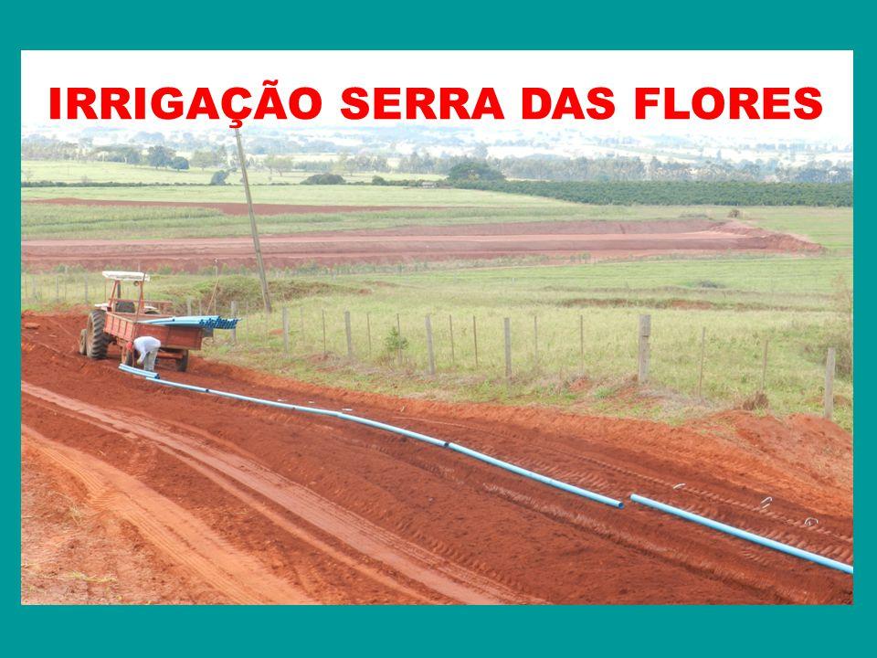 IRRIGAÇÃO SERRA DAS FLORES
