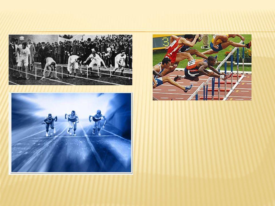 Nos primórdios de nossa civilização, começa a história do atletismo.