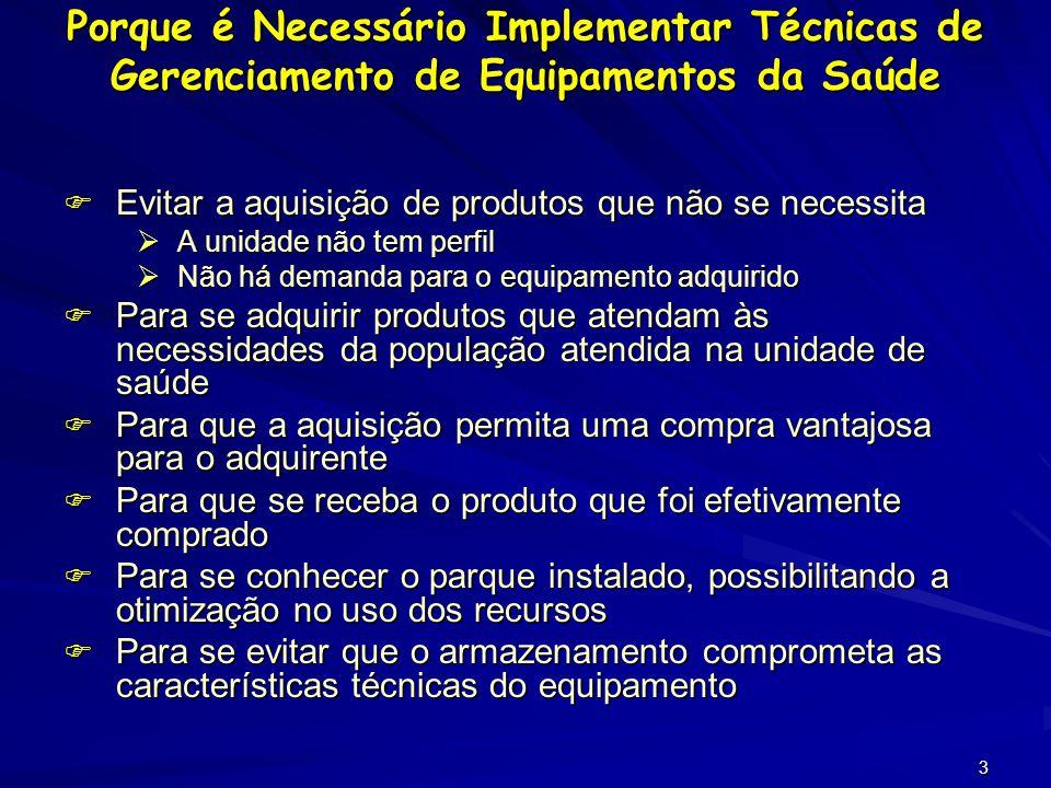 2 O que é TECNOLOGIA EM SAÚDE.