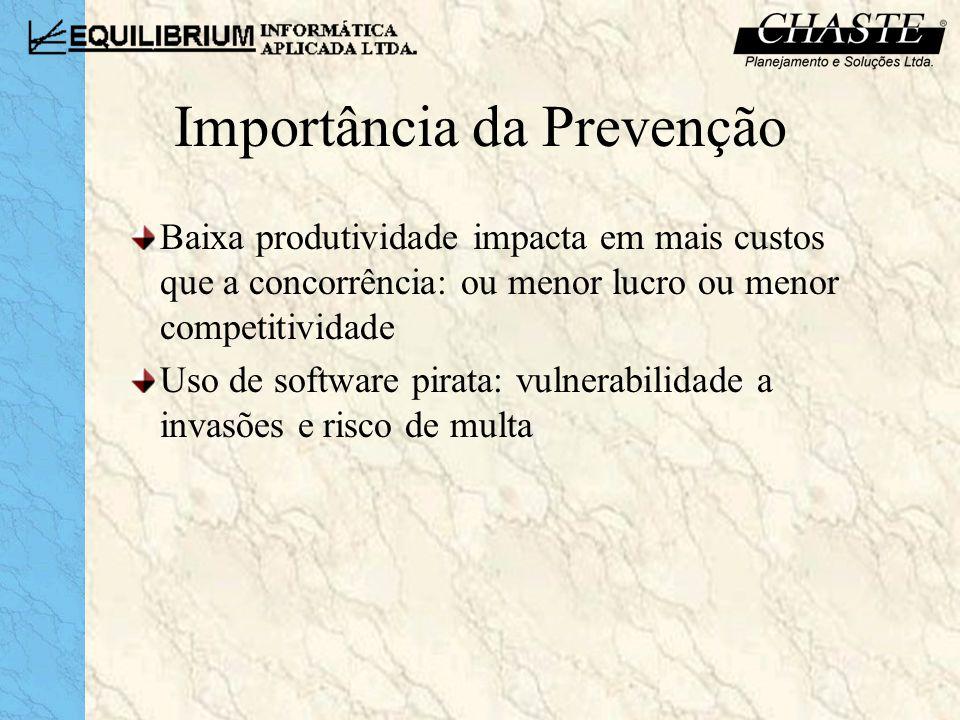 Equilibrium Informática Aplicada Ltda Chaste Planejamento e Soluções 3911-4841 www.chaste.com.br Marcos Giansante Bocca marcos@bocca.adm.br 8145-8846