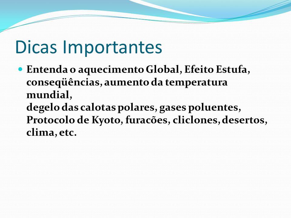 Dicas Importantes Entenda o aquecimento Global, Efeito Estufa, conseqüências, aumento da temperatura mundial, degelo das calotas polares, gases poluen