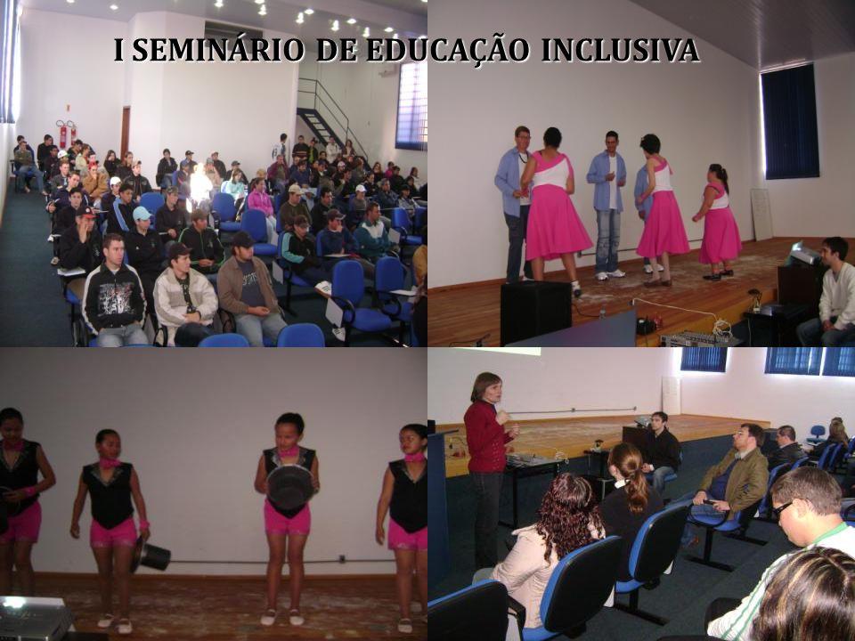 I SEMINÁRIO DE EDUCAÇÃO INCLUSIVA