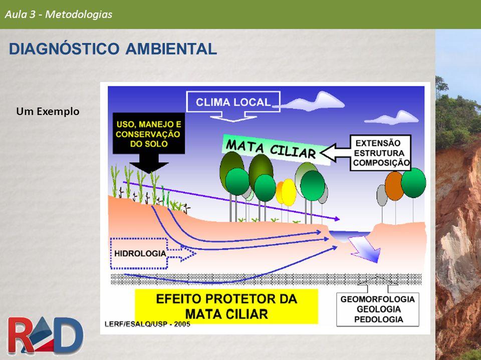 Aula 3 - Metodologias DIAGNÓSTICO AMBIENTAL