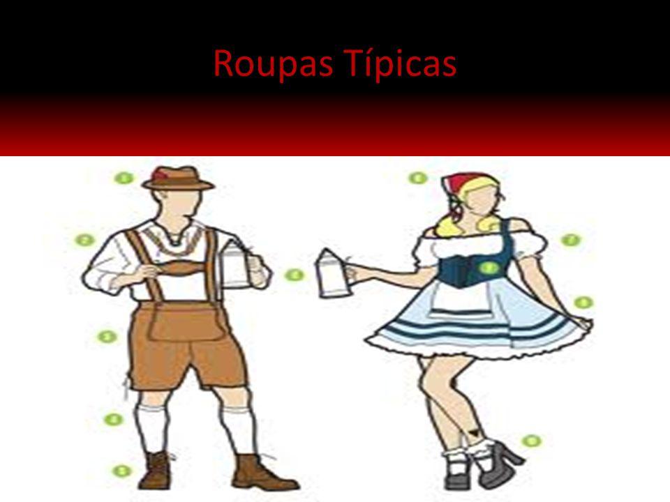 Roupas Típicas