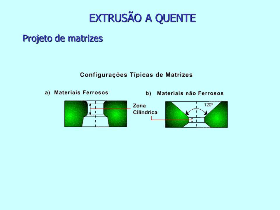 Projeto de matrizes