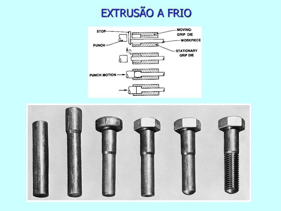 EXTRUSÃO A FRIO