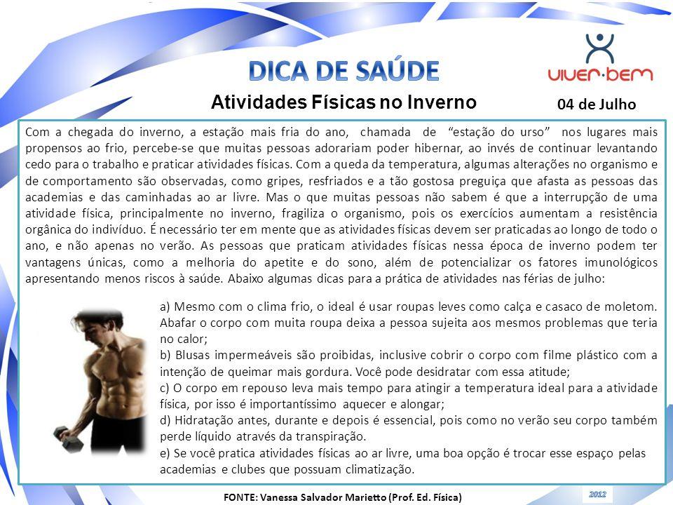 Por Juliana Falcão (MBPress) Proteja seus joelhos durante os exercícios 11 de Julho Durante as atividades físicas, é preciso tomar cuidado para não provocar lesões, principalmente nos joelhos.