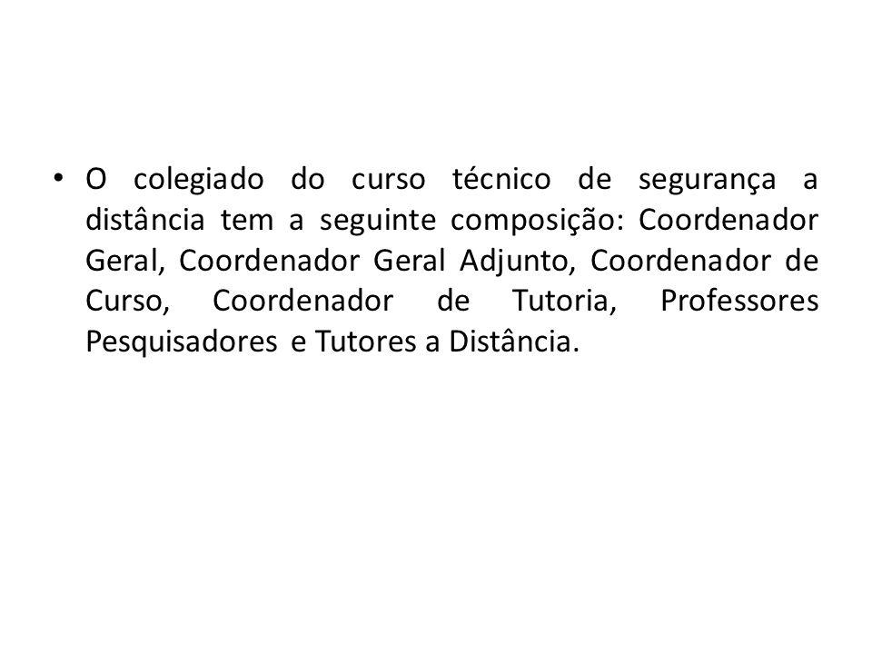 O aluno matriculado no curso terá direito ao trancamento de matricula.