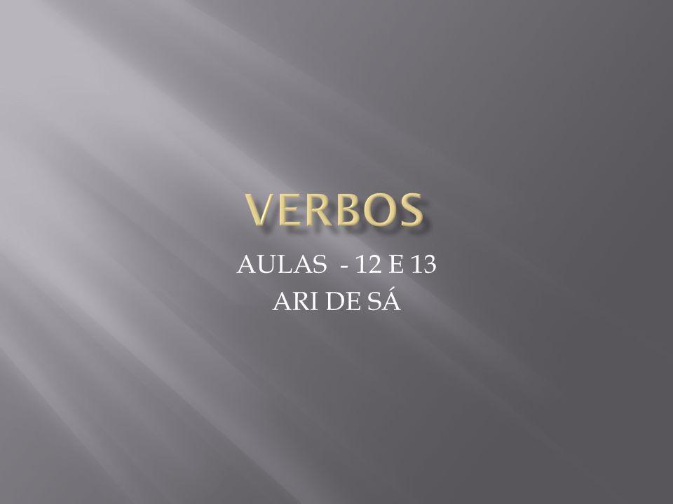 AULAS - 12 E 13 ARI DE SÁ