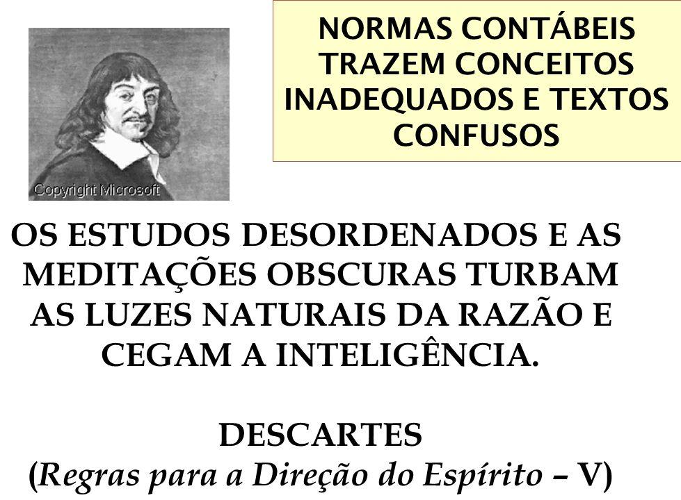 CAPITAL PRÓPRIO CAPITAL DE TERCEIROS ATIVO ERRÔNEO CONCEITO DE ATIVO