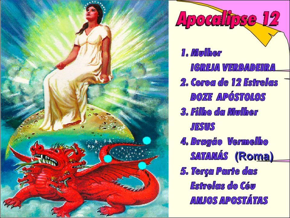 ...e o dragão parou diante da mulher que havia de dar à luz, para que, dando ela à luz, lhe tragasse o filho. Apoc. 12:2-3. São Jorge