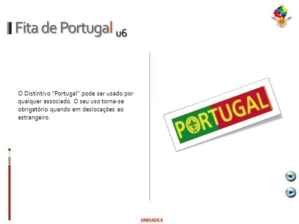 Fita de Portugal u6 O Distintivo