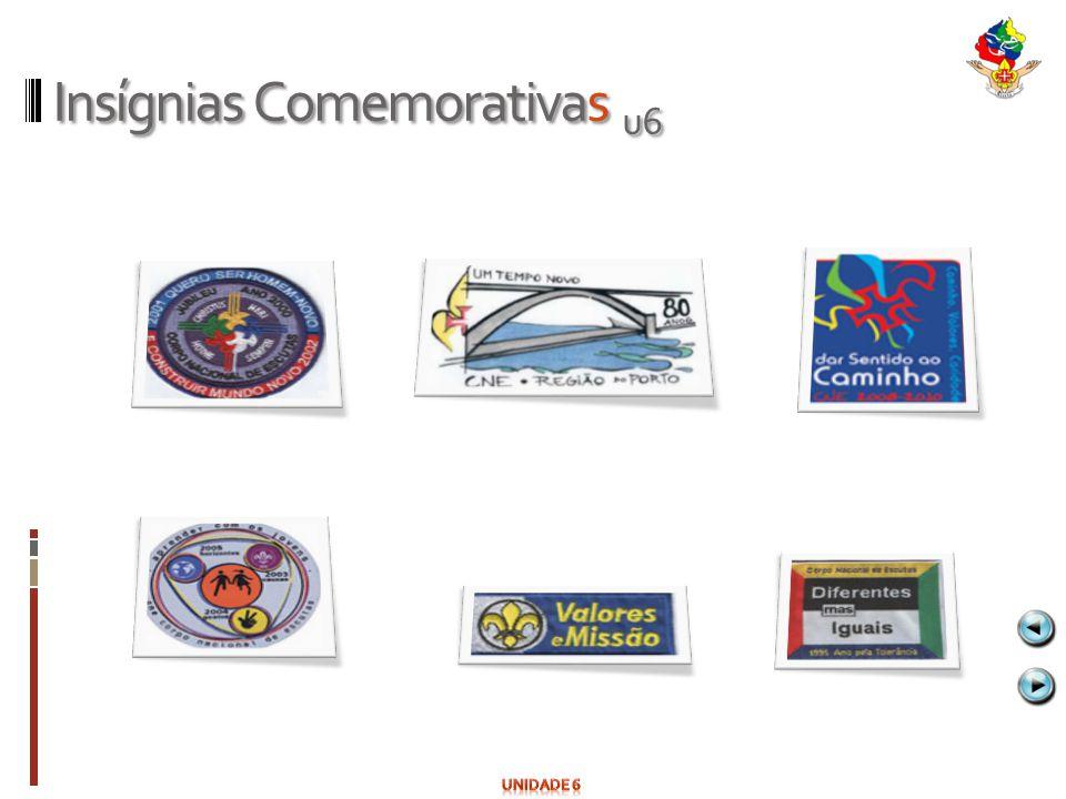 Insígnias Comemorativas u6