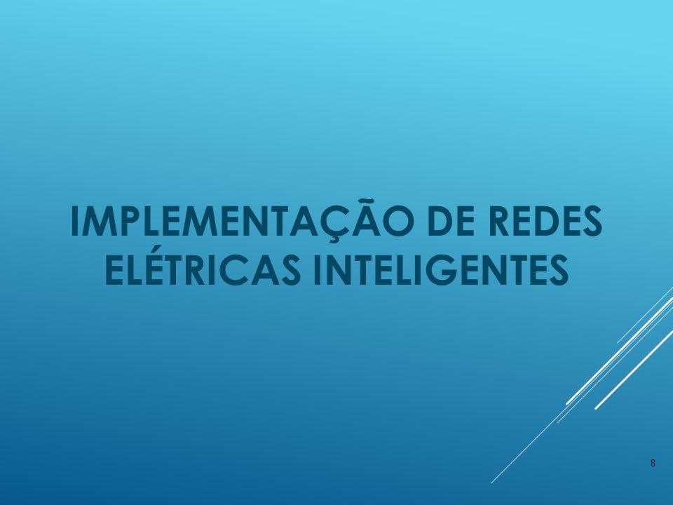 8 IMPLEMENTAÇÃO DE REDES ELÉTRICAS INTELIGENTES