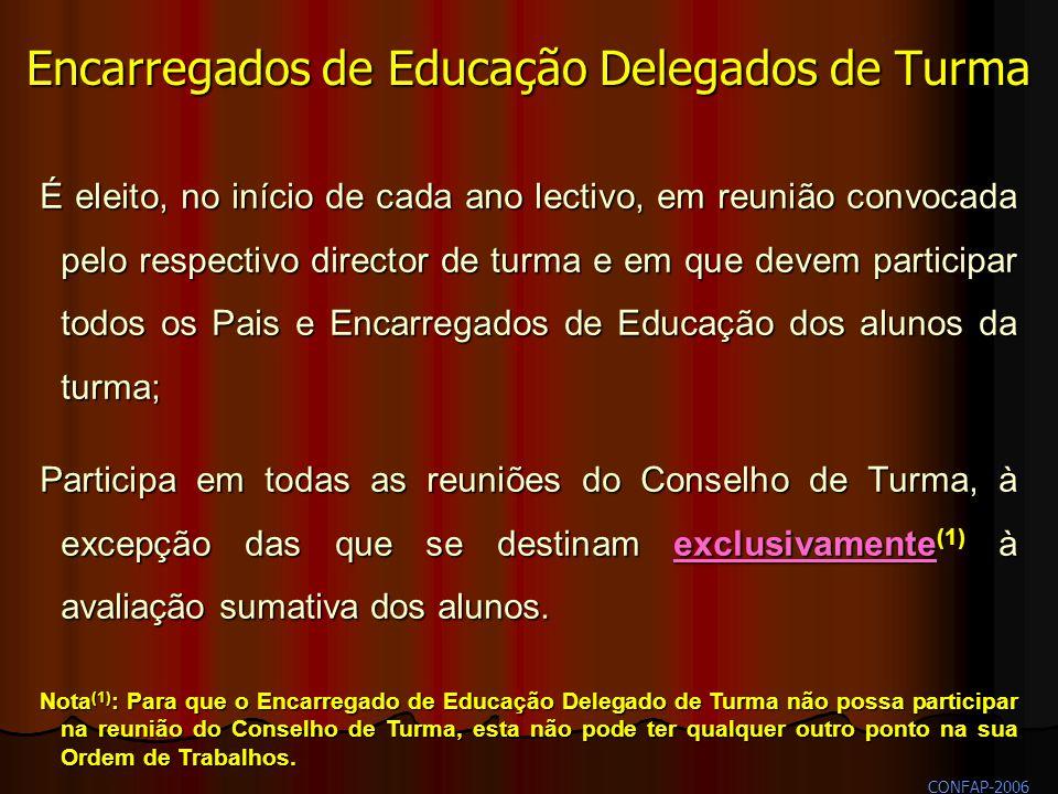 Participa em todas as reuniões do Conselho de Turma, à excepção das que se destinam exclusivamente ( à avaliação sumativa dos alunos. Participa em tod