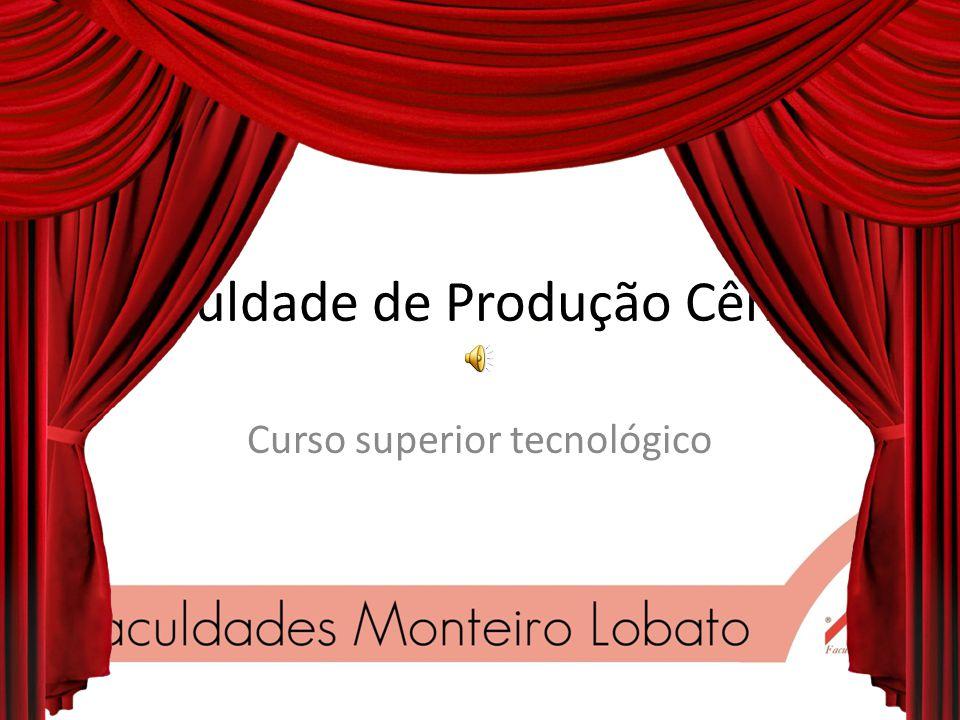 Porque Produção Cênica na FATO? Curso pioneiro no Sul do Brasil no ensino de produção cênica e produção cultural. Convívio com artistas e produtores e