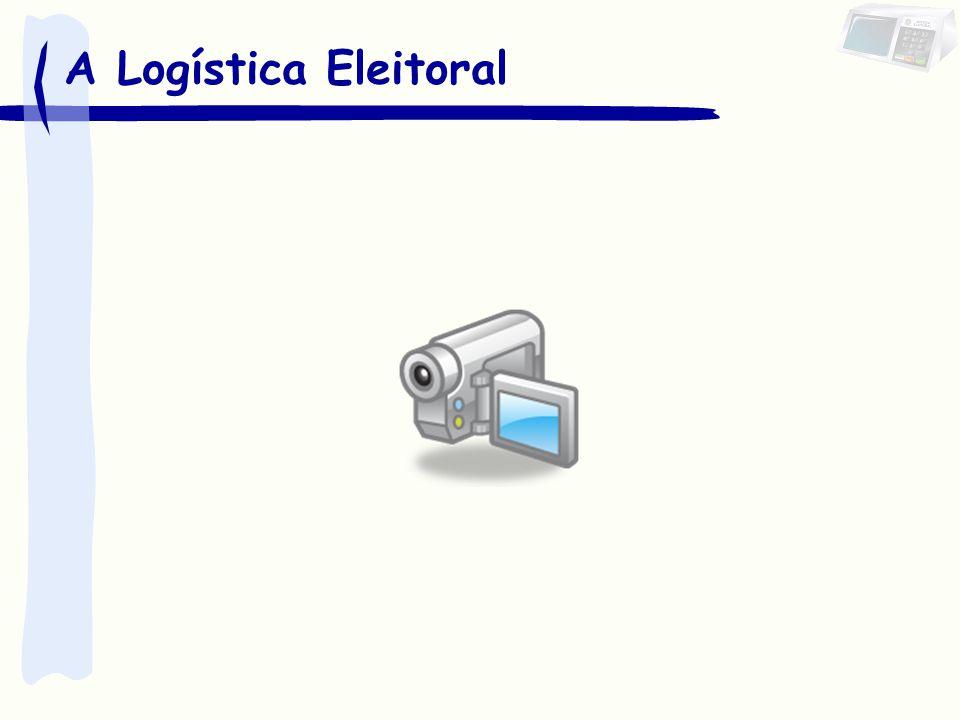 A Logística Eleitoral