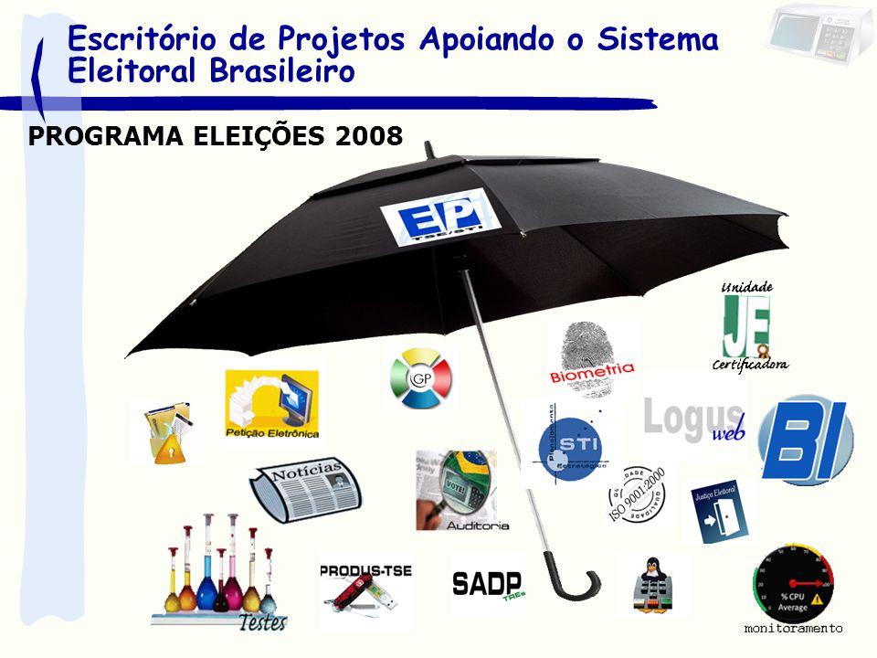 PROGRAMA ELEIÇÕES 2008