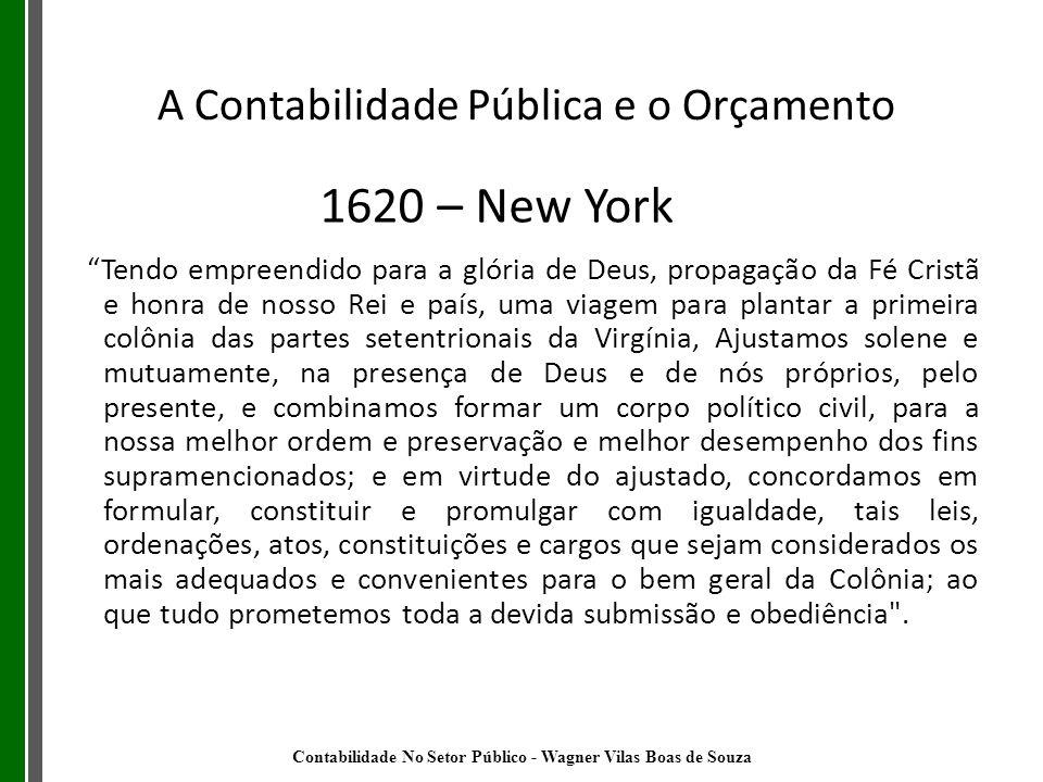 1620 – New York Tendo empreendido para a glória de Deus, propagação da Fé Cristã e honra de nosso Rei e país, uma viagem para plantar a primeira colôn