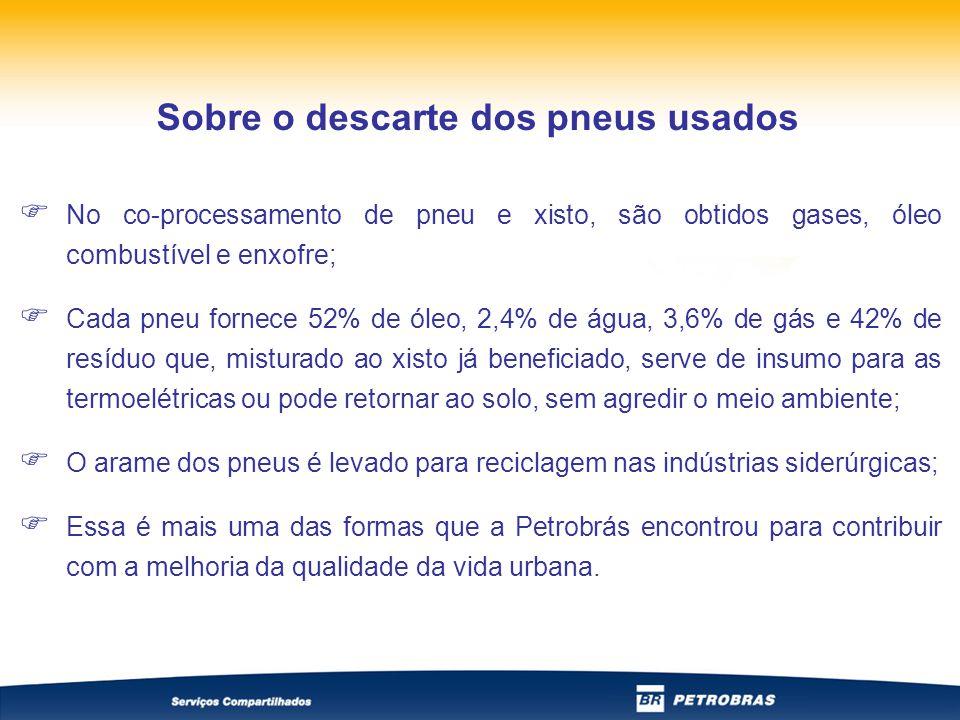 Enquanto no mundo inteiro o descarte dos pneus é considerado um grave problema ambiental, pois leva mais de 600 anos para se decompor, no Paraná, a Un