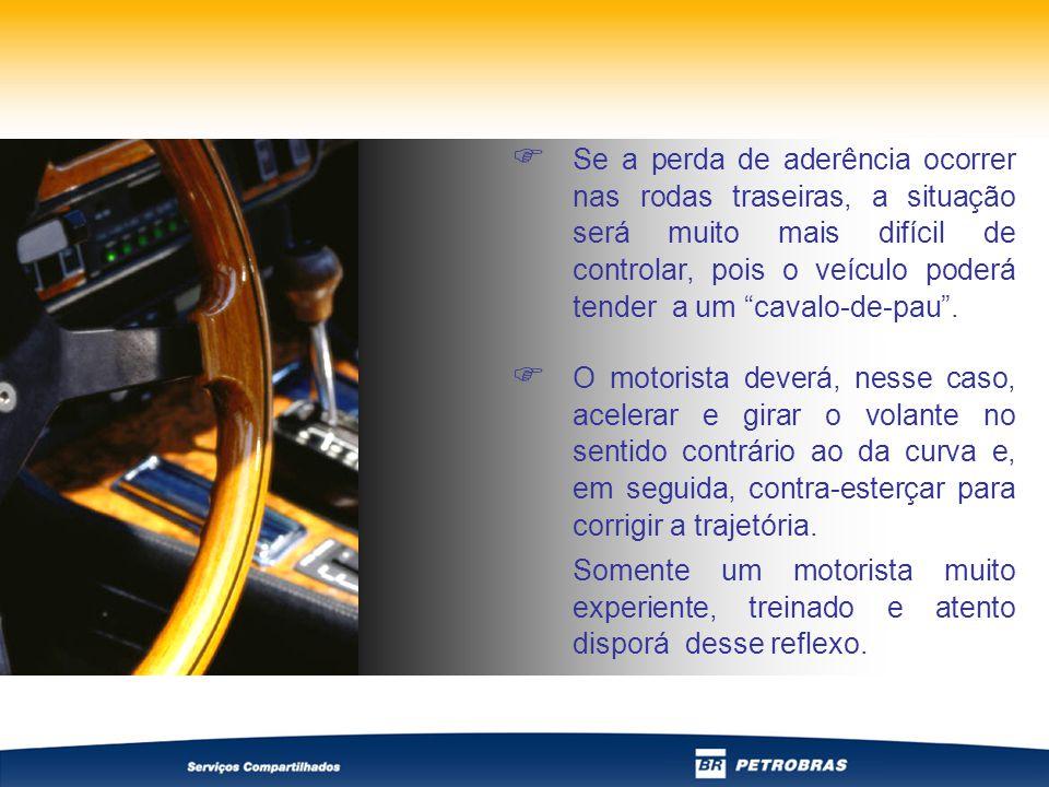 Numerosos testes demonstraram que geralmente é mais fácil controlar uma perda de aderência dianteira do que traseira; Se os pneus dianteiros derrapare