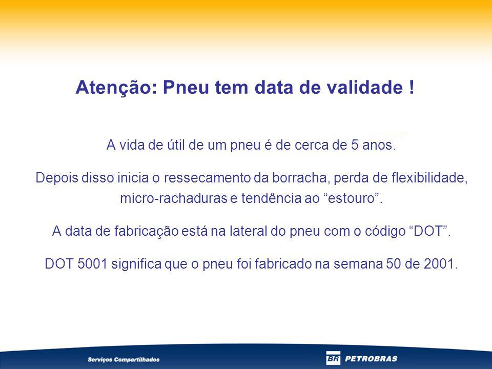Pela lei brasileira, a profundidade mínima dos sulcos é 1,6 mm. Na Alemanha, as seguradoras exigem a regra da meia-vida (4 mm) e não pagam sinistros,