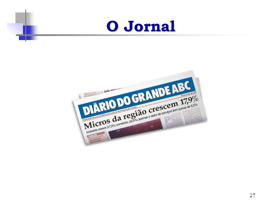 27 O Jornal