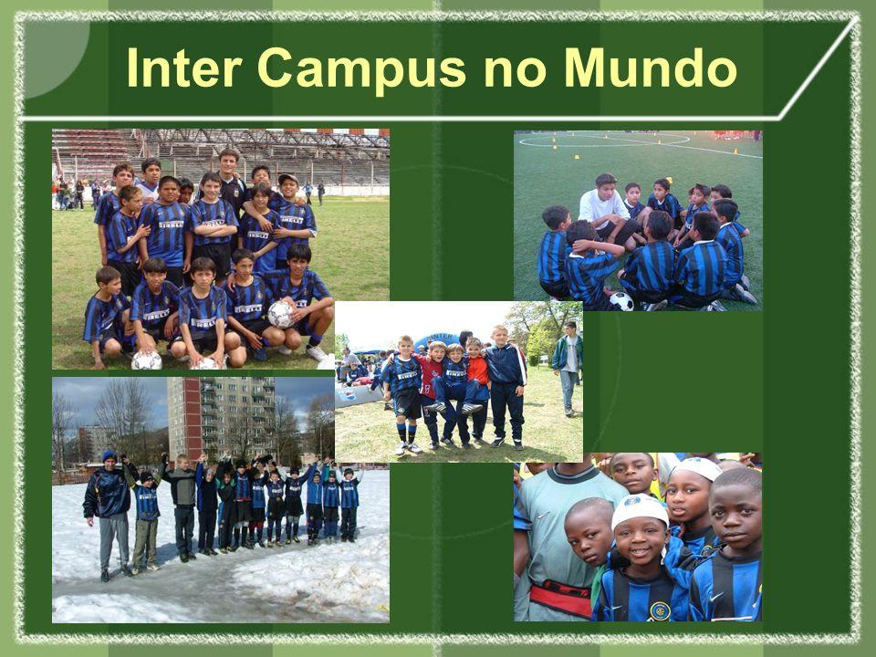No Brasil, o projeto atualmente beneficia cerca de 4 mil crianças, de vários estados, provenientes de comunidades carentes.