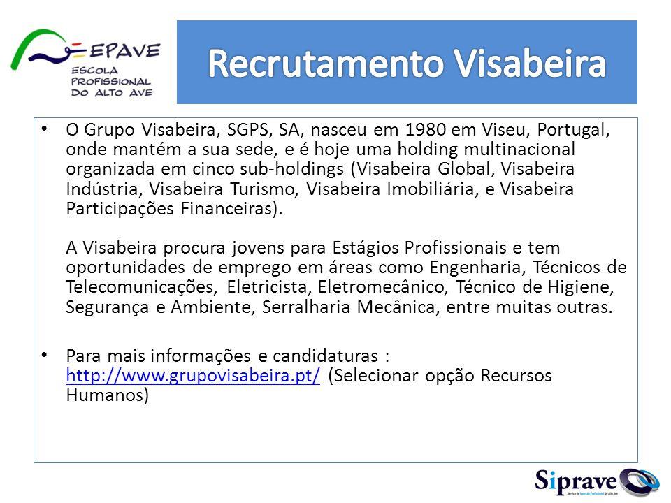 O Grupo Visabeira, SGPS, SA, nasceu em 1980 em Viseu, Portugal, onde mantém a sua sede, e é hoje uma holding multinacional organizada em cinco sub-hol