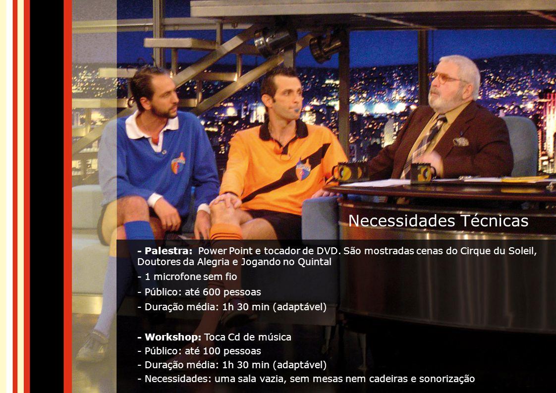 CONTATOS : O palestrante fala também : Espanhol, Inglês e Francês Joca (11) 9936-2829 joca13@uol.com.br www.marcioballas.com.br