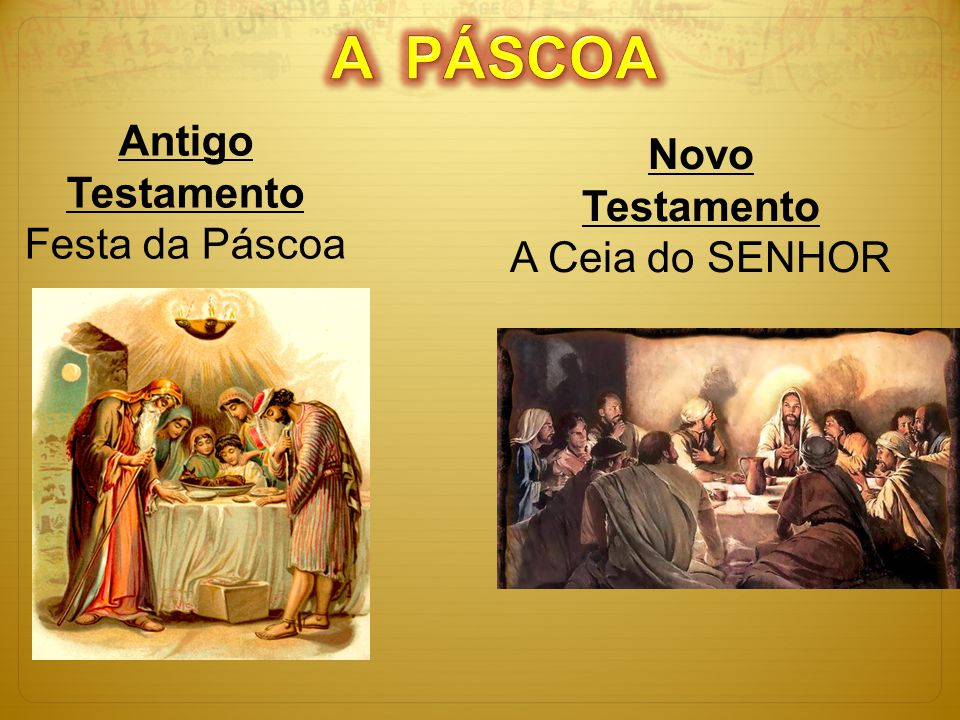 Mateus 26:17-27 17* No primeiro dia da Festa dos Pães Asmos, vieram os discípulos a Jesus e lhe perguntaram: Onde queres que te façamos os preparativos para comeres a Páscoa.