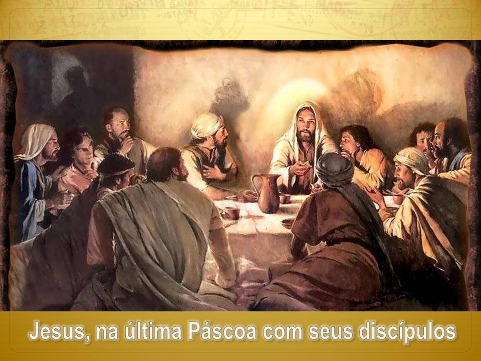Antiga Festa Nova Festa Páscoa (Exôdo 12:13) (Exôdo 12:13) Falai a toda a congregação de Israel, dizendo: Aos dez deste mês, cada um tomará para si um cordeiro, segundo a casa dos pais, um cordeiro para cada família.