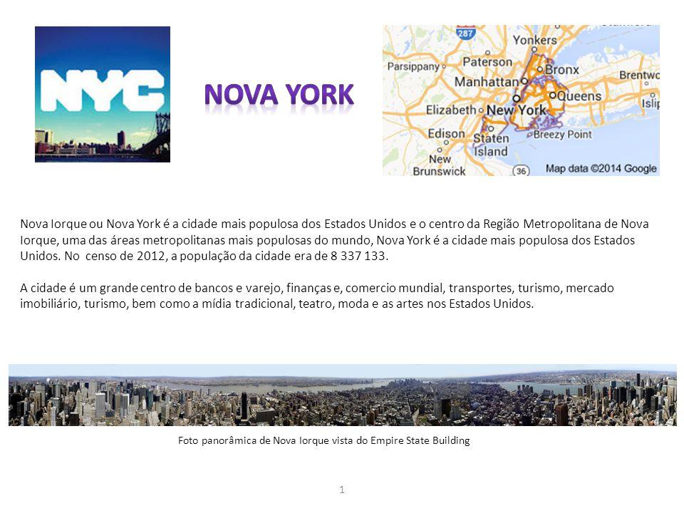12 Alguns dos melhores restaurantes de Nova York No Mad 1170 Broadway New York, NY 10001 (212) 796-1500 Um restaurante lindo, dentro do hotel NoMad que é um charme, com um bar maravilhoso.