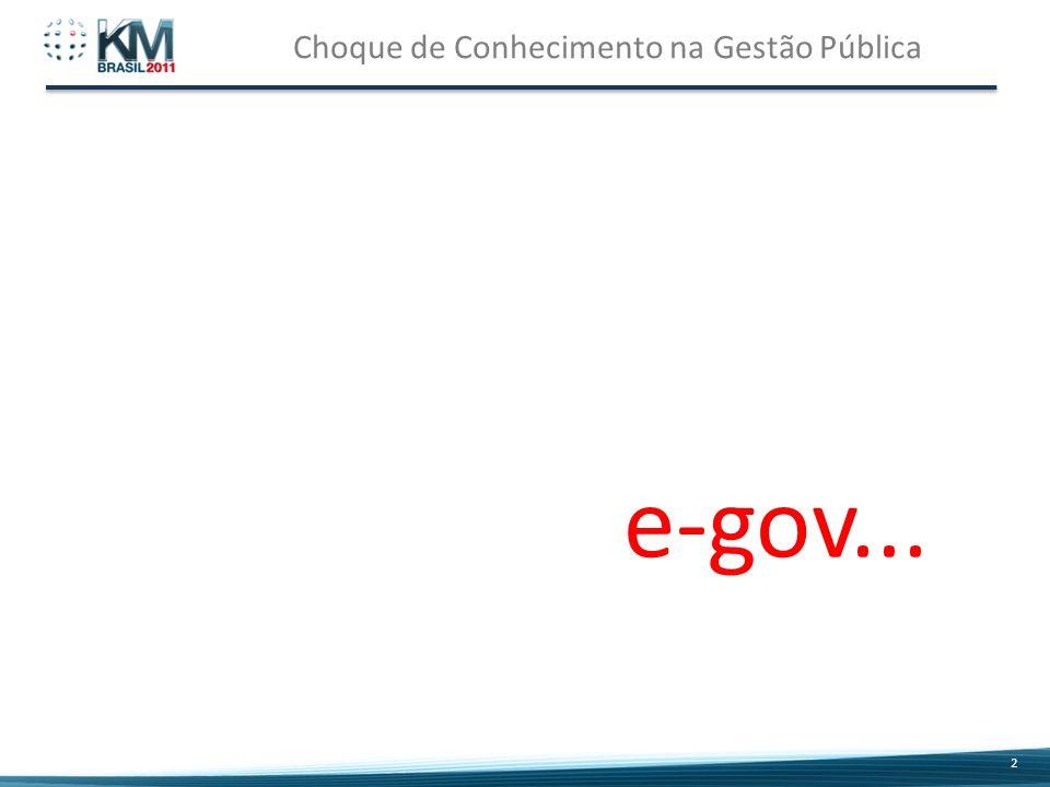 Choque de Conhecimento na Gestão Pública 2 2 e-gov...