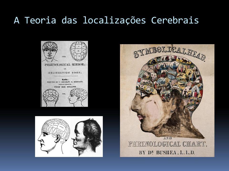 A Teoria das localizações Cerebrais