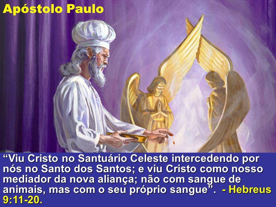 Abriu-se o santuário de Deus que e acha no céu, e foi vista a arca da aliança no seu santuário; e sobrevieram relâmpagos, vozes, trovões e um grande t