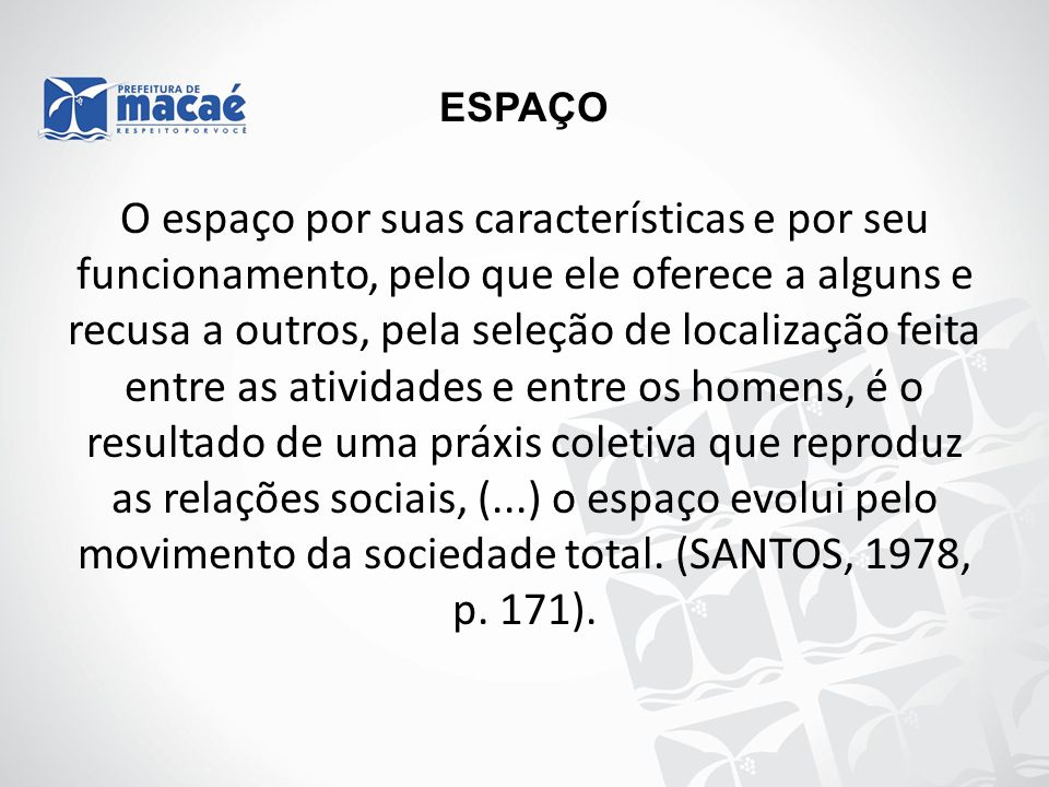 CARACTERÍSTICAS GERAIS DO MUNICÍPIO – DESENVOLVIMENTO ECONÔMICO Atividades Econômicas Macaé demonstra uma economia evolutiva, crescendo aproximadamente 600% de 2000 a 2010.